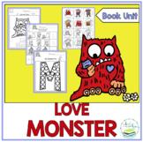 LOVE MONSTER BOOK UNIT