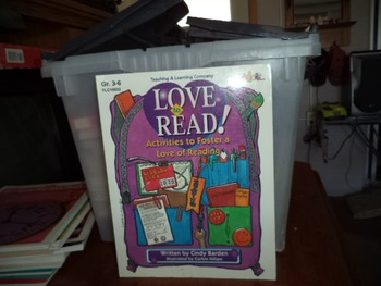LOVE TO  READ    ISBN 1-57310-032-3