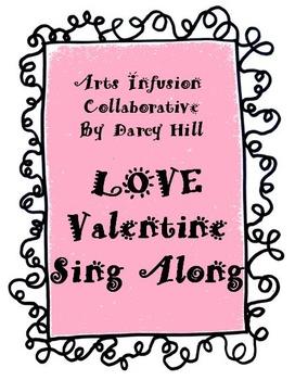 L-O-V-E: Valentine's Day Music Sing Along mp4 File