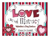 LOVE and Literacy: Valentine's Day Centers {Common Core Correlated}