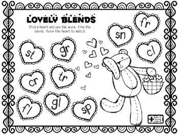 LOVELY BLENDS