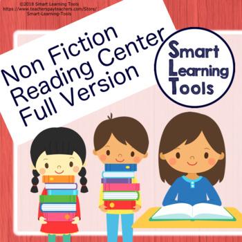 LOW PREP Non Fiction Reading Centers