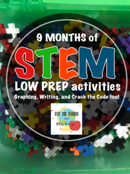 LOW PREP STEM PROJECTS AND MORE