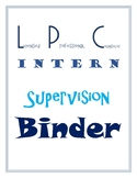 LPC Intern Binder Cover