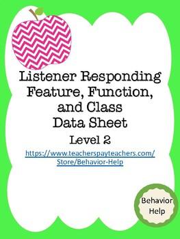 LRFFC Level 2 Data Sheet