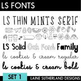 LS Fonts Bunch 1