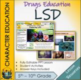 LSD Drugs Education Lesson