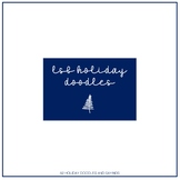 LSF Doodle Font - Holiday
