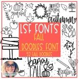 LSF Fall Doodle Font