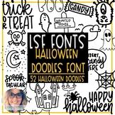 LSF Halloween Doodle Font