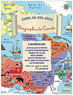 Geographie du Canada (French)