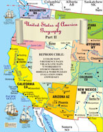 USA Geography Part II