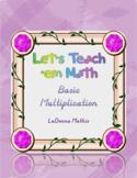 LTEM-Basic Multiplication