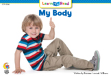 "LTR ""My Body"" - Interactive Digital Book"