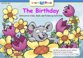 """LTR """"The Birthday"""" - Interactive Leveled Reader"""