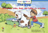 """LTR """"The Dog"""" - Interactive Leveled Reader"""