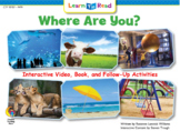 """LTR """"Where Are You"""" - Interactive Digital Book"""