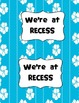 LUAU Classroom Door Signs