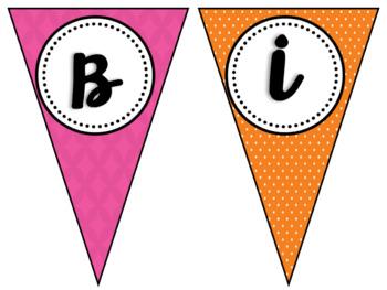 LUAU Theme Birthday Posters & Pendant