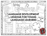 LUCKY LEPRECHAUNS Language Development Lessons for Young L