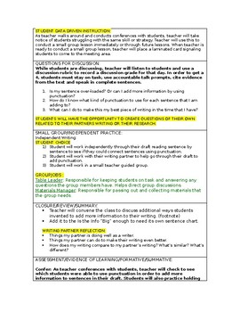 LUCY CALKINS:  THE LENS OF HISTORY- Lesson Plan for Session 19- Grade 5