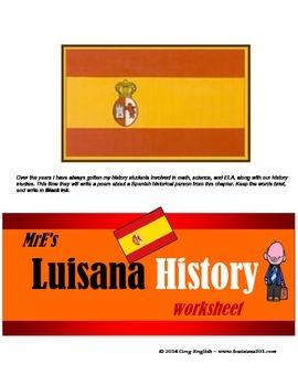 LUISIANA - Luisiana Poem