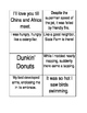 LUNA Literary Devices and Figurative Language Card Game