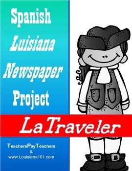 LUISIANA - Spanish Era: Newspaper Project