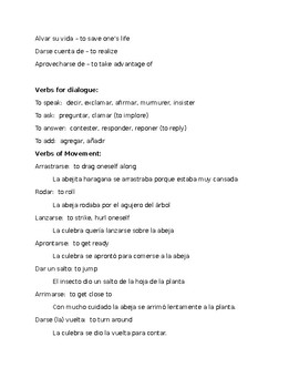 La Abeja Haragana por Horacio Quiroga (The Lazy Bee)