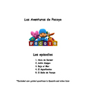 La Aventuras de Pocoyo Volume 1 (Five episodes with questi