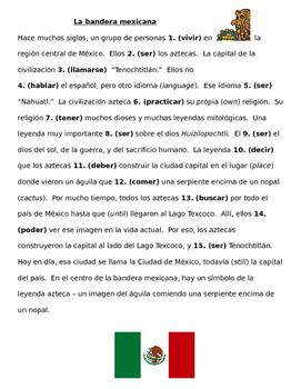 La Bandera Mexicana - The Mexican Flag Story