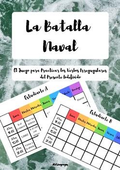 La Batalla Naval | El Juego para Practicar los Verbos Irregulares | Spanish