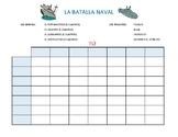 La Batalla Naval--Spanish Battleship Game