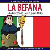 Christmas Around the World - La Befana