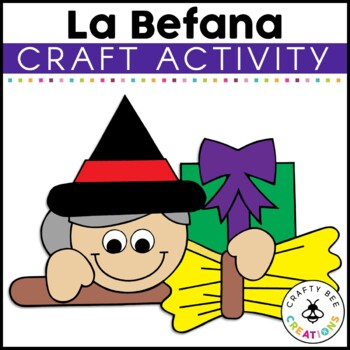 La Befana Coloring Page Teaching Resources