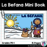 La Befana Mini Book for Early Readers - Christmas Activities