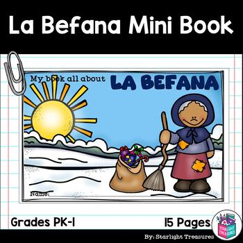 Christmas In Italy La Befana Mini Book For Early Readers