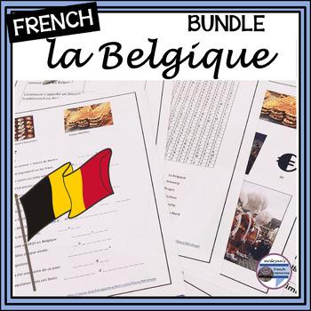 La Belgique BUNDLE – Belgium – cultural activities
