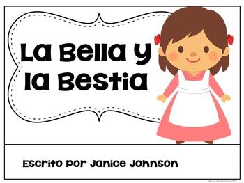La Bella y la Bestia Spanish Reader ~ Simplified for Language Learners