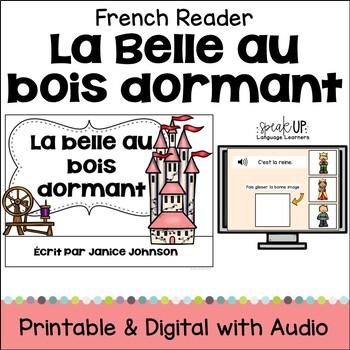 La Belle au Bois Dormant ~ Simplified Sleeping Beauty Fren