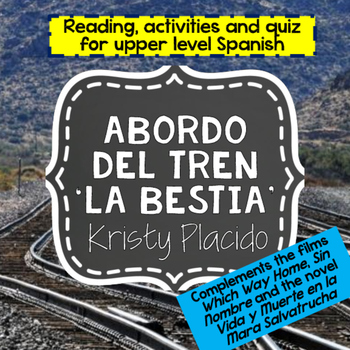 La Bestia Reading (accompanies Which Way Home documentary or Sin Nombre film)