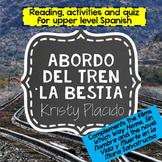 La Bestia Reading (accompanies Which Way Home documentary