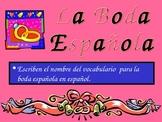 La Boda Española - PowerPoint