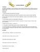 La Cadena De Mandatos - Spanish Commands Activity