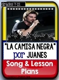 Spanish Song La Camisa Negra por Juanes Present Tense Verb