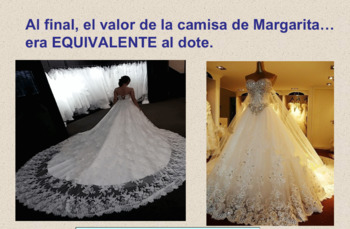 La Camisa de Margarita: PPT (leyenda peruana)