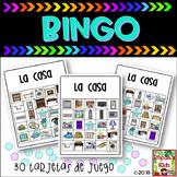 La Casa   Bingo