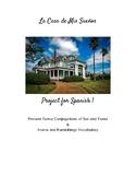 La Casa De Mis Sueños Dream House Project for Spanish 1
