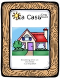 La Casa: Describing the House in Spanish