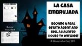 La Casa Embrujada / Haunted House - Real Estate Spanish Wr
